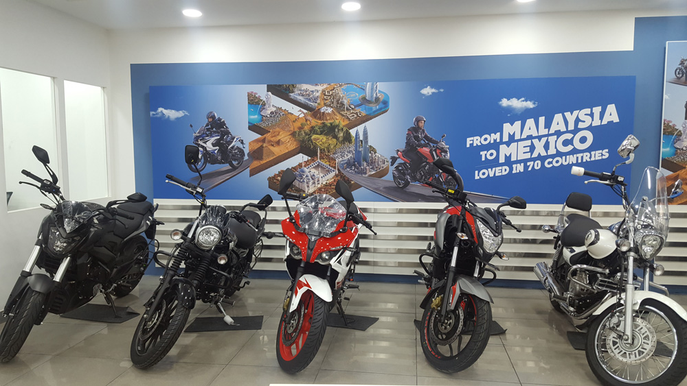 bajaj showroom in ghaziabad
